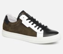 Spark Clay SuedeinNappa Sneaker in grün
