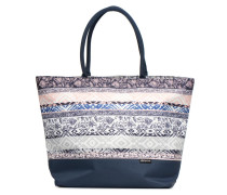 SHOPPER HI DESERT Handtasche in blau