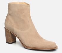 Legend 7 Zip Boot Stiefeletten & Boots in beige