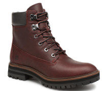 London Square 6in Boot Stiefeletten & Boots in weinrot