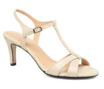 Satine Sandalen in beige