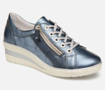 Beryl R7206 Sneaker in blau