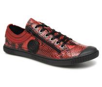 Bisk S Sneaker in rot