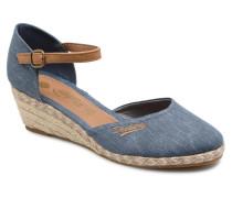 Valet Sandalen in blau