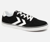 Stadil 3.0 Suede Sneaker in schwarz