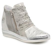 Funiba parker zinco Sneaker in silber