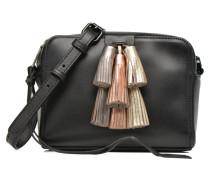 Mini Sofia Crossbody Handtasche in schwarz