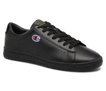 Low Cut Shoe 919 LOW PATCH LEATHER Sneaker in schwarz