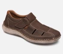 Ernest 03065 Sneaker in braun
