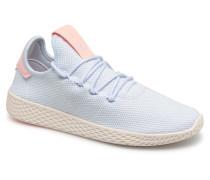 Pharrell Williams Tennis HU Wmns Sneaker in blau