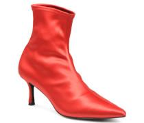 Qweene III Stiefeletten & Boots in rot