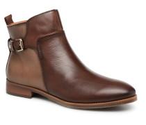 Royal W4D8760C1 Stiefeletten & Boots in braun