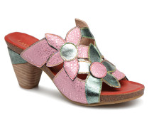 Dax11 Clogs & Pantoletten in rosa