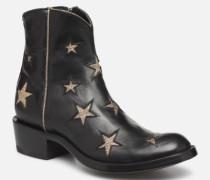 Star Circus Stiefeletten & Boots in schwarz