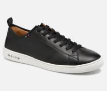 Miyata Sneaker in schwarz