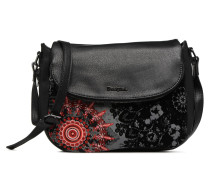 RED QUEEN BREDA MAXI Handtasche in schwarz