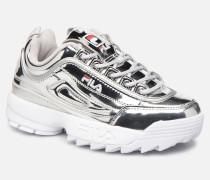 Disruptor M Low W Sneaker in silber