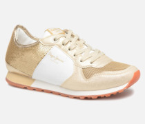 Verona W Sequins Sneaker in goldinbronze