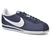 on sale 48142 6e41d Classic Cortez Nylon Sneaker in blau. Nike