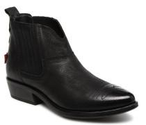Levi's Opelika Chelsea Stiefeletten & Boots in schwarz