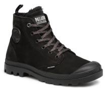 Pampa Hi Zip W Stiefeletten & Boots in schwarz