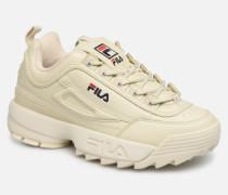 Disruptor Low W Sneaker in beige