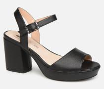 50429 Sandalen in schwarz