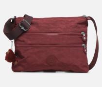 Alvar Handtasche in weinrot