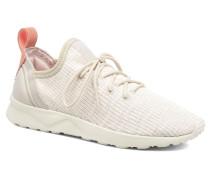 Zx Flux Adv Virtue Sock W Sneaker in beige