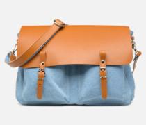 MAXI MATHS Handtasche in braun