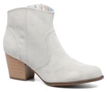 Badda Stiefeletten & Boots in grau