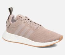 Nmd_R2 Sneaker in braun