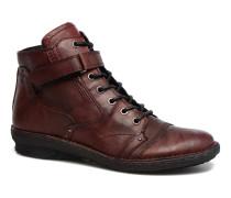 Rehayen Stiefeletten & Boots in weinrot