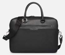 GAMBLE PORTEDOCUMENTS Laptoptasche in schwarz