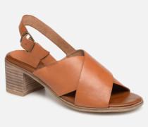 VICTORIANE Sandalen in braun