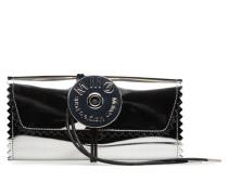 S54UI0024 Portemonnaies & Clutches für Taschen in silber