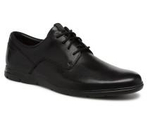 Vennor Walk Schnürschuhe in schwarz