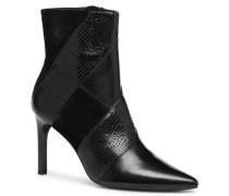 D FAVIOLA E D848UE Stiefeletten & Boots in schwarz