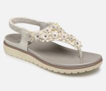 48876 Sandalen in weiß