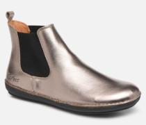 FANTIN Stiefeletten & Boots in silber