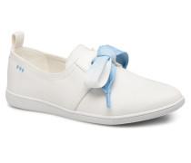 Stone One Glaze W Sneaker in weiß