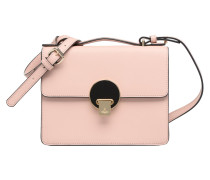 Opio saffiano small Shoulderbag Handtasche in rosa