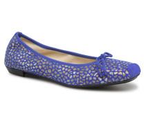 York 310 Ballerinas in blau