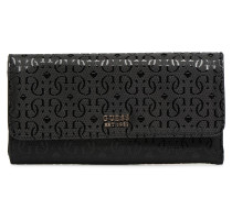 TAMRA POCKET TRIFOLL Portemonnaies & Clutches für Taschen in schwarz