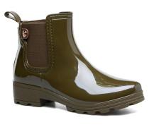 Emie Stiefeletten & Boots in grün