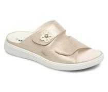 Gomera Sandal 03 Clogs & Pantoletten in beige