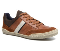 JORAN Sneaker in braun