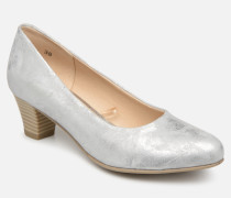 Cristel Pumps in silber