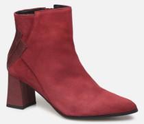 Dhexter 745 Stiefeletten & Boots in weinrot