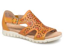 Dobby 01 Sandalen in orange
